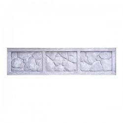 Placa gard beton presat - P7