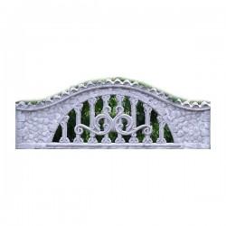 Placa gard beton presat - O1