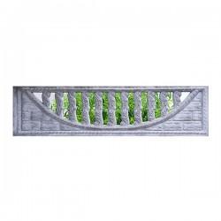 Placa gard beton presat - O2