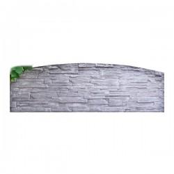 Placa gard beton presat - P2