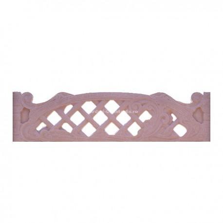 Placa gard beton turnat - M2.1