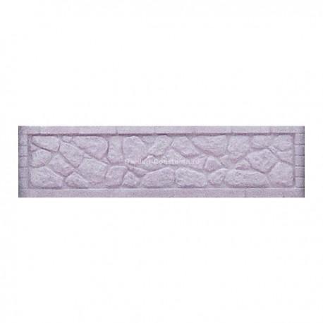Placa gard beton turnat - M1.3