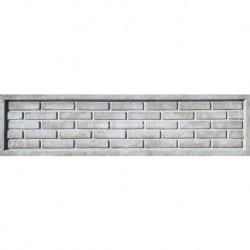 Placa gard beton presat - P6